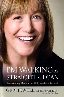 'I'm Walking as Straight as I Can' by Geri Jewell