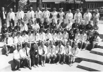 Camp Paivika Staff - 1962