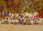 Camp Paivika Staff - 1974